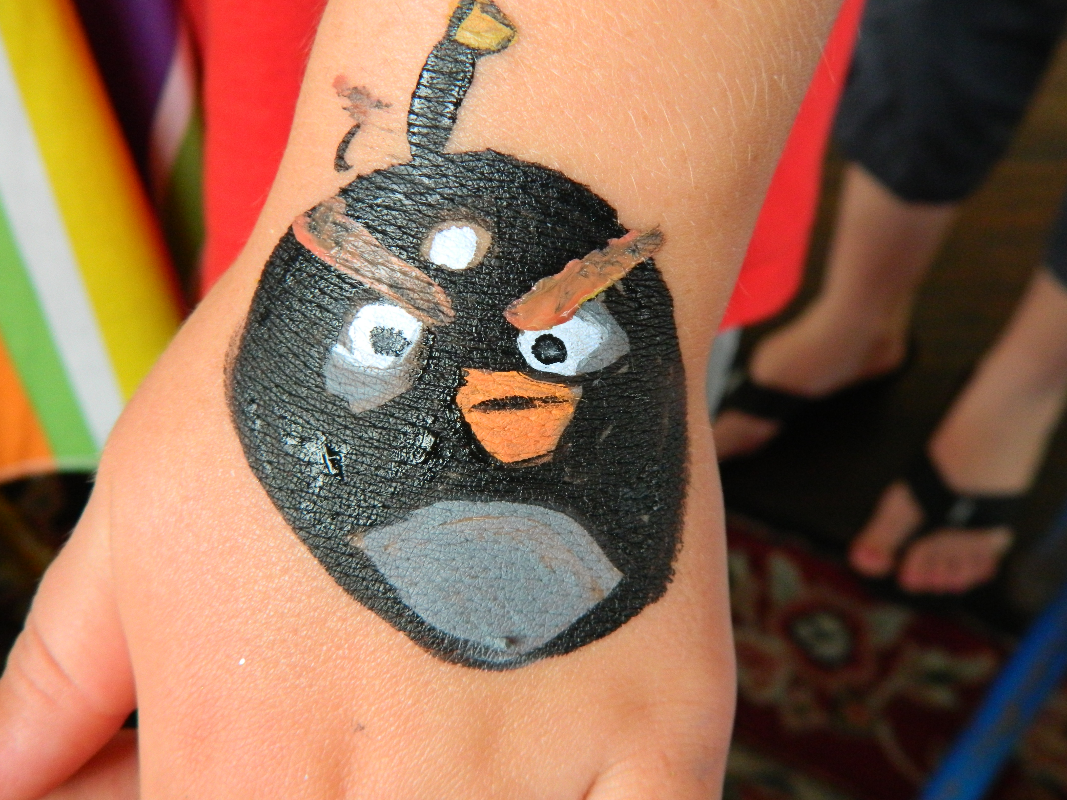 FACE PAINTING HOW-TO ARTICLES | Marc Kohler Art Services